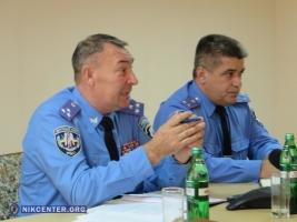 В николаевском Центре безопасности дорожного движения работают 93 бывших ГАИшника