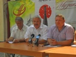 Ради фестиваля в Очакове починили дорогу