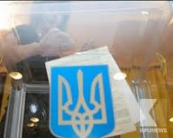 КИУ назвал округ, где прошли нелегитимные выборы в ВР