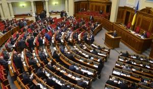 На время проведения АТО парламент запретил заключать компенсационные договора на импорт оборонной продукции