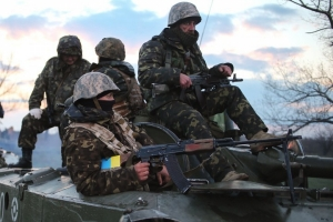 При попытке самостоятельного выхода из окружения, военные попали в засаду под Иловайском - Семенченко