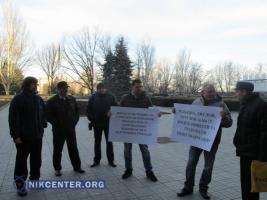 Николаевские активисты требуют расследовать деятельность всех коммунальных предприятий