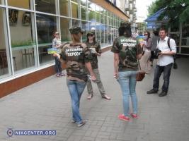 В батальон спецназначения «Херсон» заманивают красивые девушки просто на улице