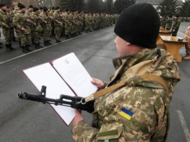 Призыв в армию в Украине продлен до конца июня