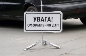 В Николаеве водитель BMW сбил человека, стоящего на остановке