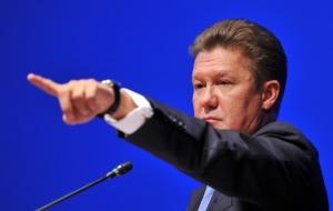 Украина должна погасить долг в 1,45 миллиардов долларов за газ - Миллер