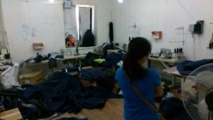 В Одессе задержали группу вьетнамских портных