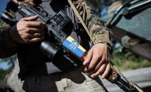 За сутки в зоне АТО погибли 2 украинских бойца, 1 - ранен