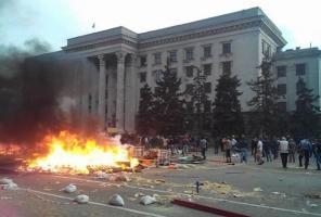 В Одессе могут действовать террористы