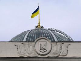 Рада приняла законопроект, который дал президенту контроль над местными органами власти