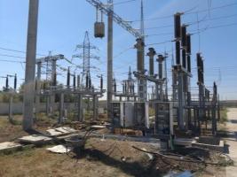 В Одесской области завершена реконструкция подстанции «Усатово»