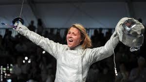 Экс-депутат-фехтовальщица из Николаева завоевала «бронзу» на олимпиаде в Рио