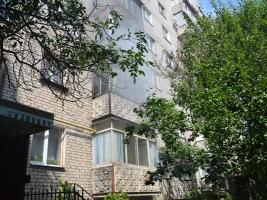В Николаеве загорелась квартира, в которой находился 8-летний ребенок