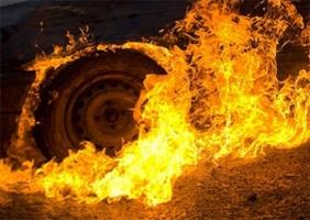 На Херсонщине поймали серийного поджигателя машин
