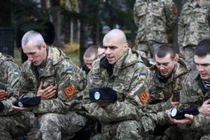 В Николаеве 225 морпехам торжественно вручили черные береты
