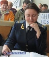 В Николаеве в суд по возврату государству участка в прибрежной зоне Южного Буга не явился представитель горсовета