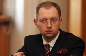 А. Яценюк озвучил три условия, при которых может наступить перемирие
