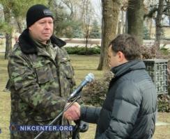 Николаевскому активисту Евромайдана вручили орден «За мужество»