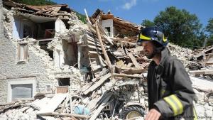 Итальянское правительство объявило чрезвычайное положение из-за последствий землетрясения
