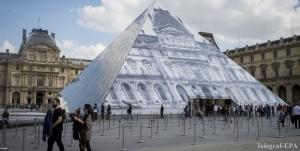 Из-за наводнения в Париже закрывают Лувр