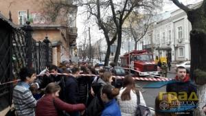 Школу в центре Одессы «заминировали», чтобы сорвать уроки