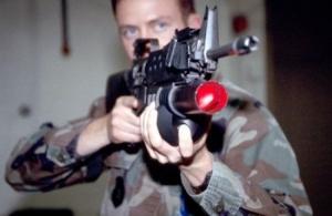 Под Марьинкой против украинских пограничников применено лазерное оружие - есть пострадавшие