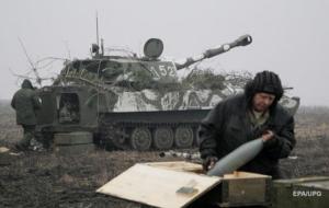 Боевики увеличили интенсивность обстрелов в зоне АТО