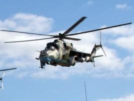 В «ДНР» заявили о подбитом украинском вертолете. ВСУ пока отмалчиваются
