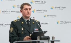 За сутки в зоне АТО ранены двое украинских военных