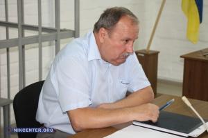 Задержанный за взятку Николай Романчук заявил в суде, что не понимает, в чем его обвиняют