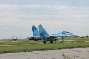В Николаеве завершились сборы военной авиации: летали и бомбили все и всё