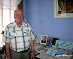Завтра в Николаеве простятся с известным историком и краеведом Юрием Крючковым