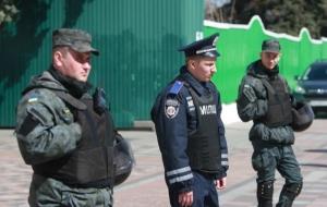 Украинское правительство заявило о ликвидации милиции