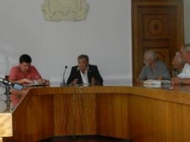 Владимир Коренюгин жителям Матвеевки: «Автобусов Антощенко вы не увидите»