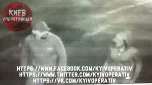В сети обнародовали фотографии убийц журналиста Павла Шеремета