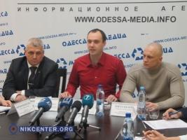 В Одессе общественники призвали горожан бороться с самостроями