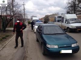 В Николаеве за выходные патрульные поймали более 30 пьяных водителей