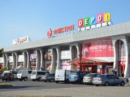 В Николаеве спасатели проводили учения на территории торгового центра