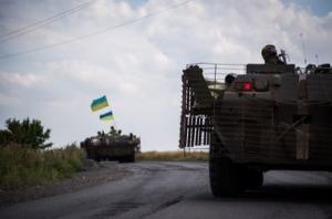 Тела бойцов АТО из-под Иловайска доставили в морг Запорожья