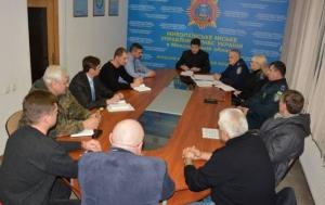 Николаевские правоохранители намерены улучшить работу во время проведения рейдов и взаимодействия с общественностью