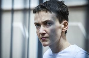 Российские врачи не пускают Надежду Савченко на судебное заседание