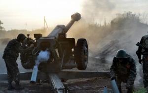 В зоне АТО боевики активизировались по всей линии разграничения - штаб