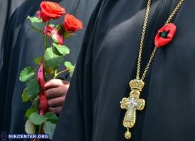 В Херсоне в День памяти и примирения отслужили литургии памяти погибших во Второй мировой войне и в АТО. ФОТО. ВИДЕО