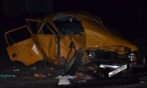 На Николаевщине девять человек попали в аварию