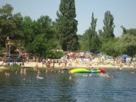 Херсонский горсовет обнародовал список пляжей, безопасных по мнению городской власти