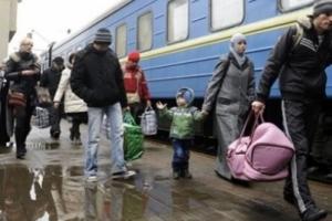 Более 850 тыс. украинцев стали беженцами
