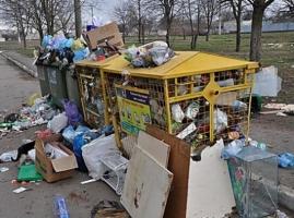 Фирма, которая убирает дороги, займется ликвидацией свалок в Центральном районе Николаева