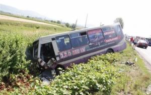 Рейсовый автобус столкнулся с автомобилем в Закарпатской области - погибли три человека