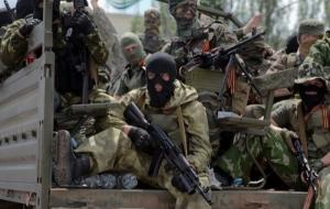 Силы АТО уничтожили 23 террориста, еще 27 получили ранения, среди которых главарь боевиков Моторолла