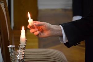 В Николаеве еврейская община отпраздновала Хануку